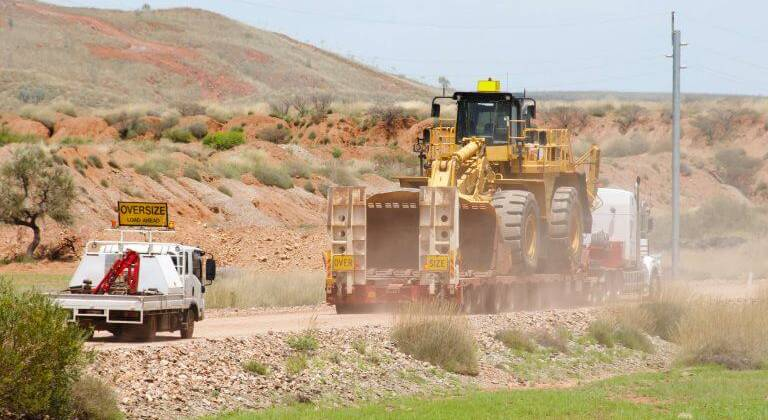 Mine Site and Remote Location Transport